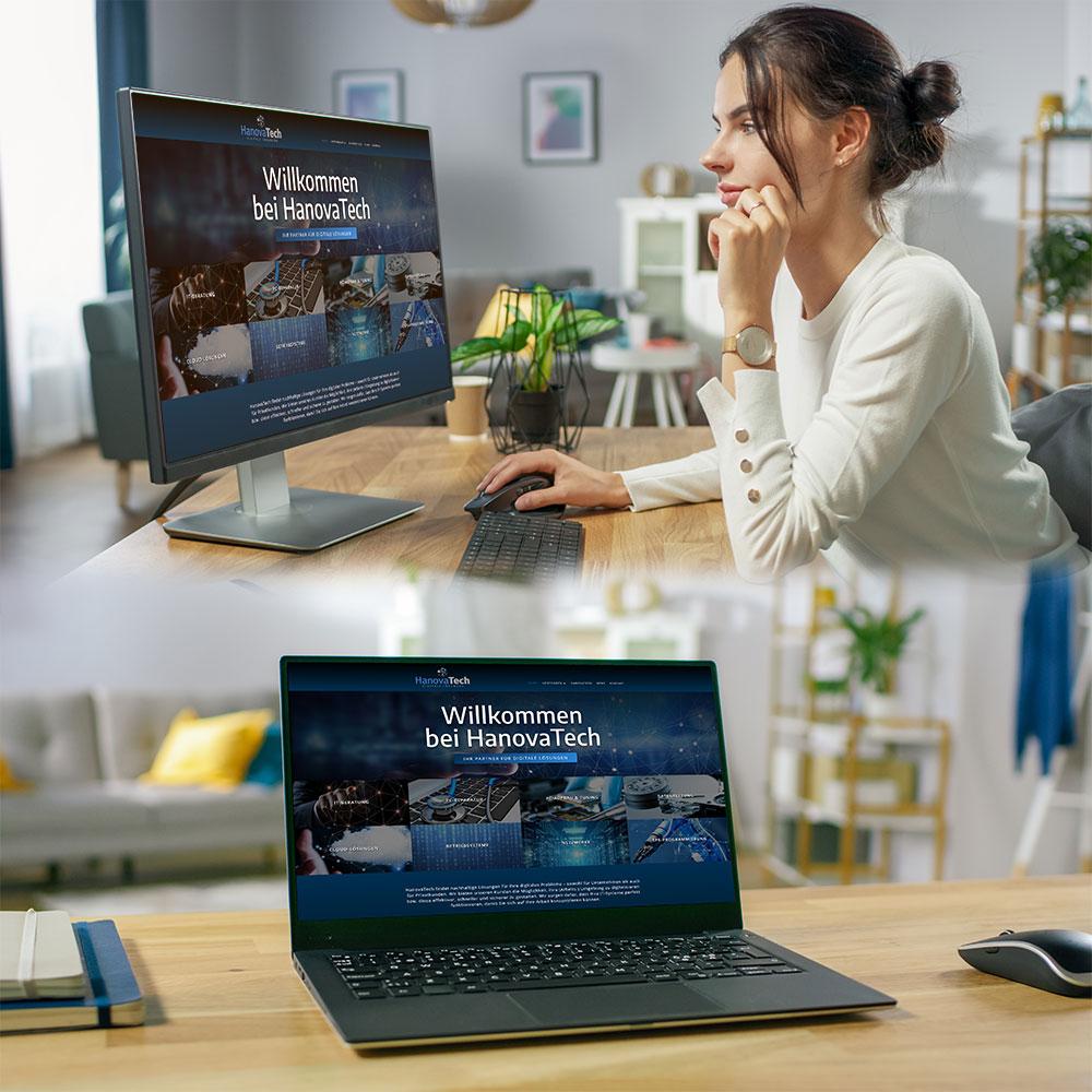 Homeoffice: Desktop oder Laptop?